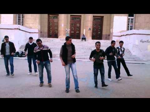 Faculty of Engineering, Alexandria University. penguin dance