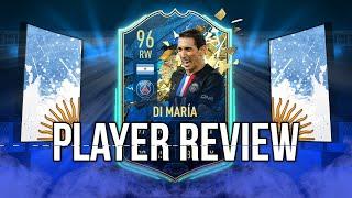 INCREDIBLE TOTSSF ANGEL DI MARIA PLAYER REVIEW | FIFA 20