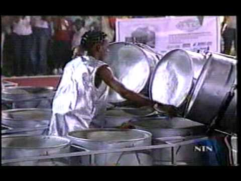 Courts Babonneau Steel Orchestra - St. Lucia Panorama 2005