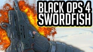 HOE MOET JE SPELEN MET DE SWORDFISH? (COD: Black Ops 4)