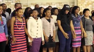 """Halala Syanibongela"" - UniZulu Choir (University of Zululand, South Africa)"