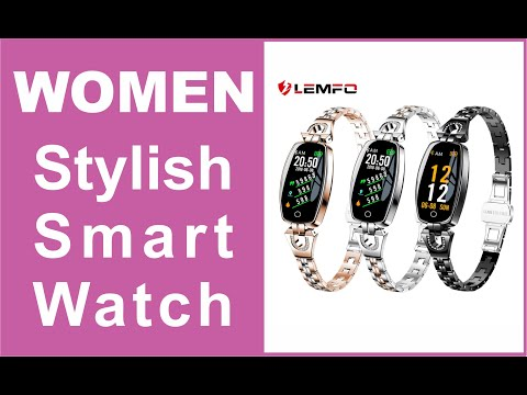 LEMFO H8 Smart Watch - Unboxing Video !