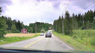 Road trip - Finland, Sipoo - Porvoo - Loviisa
