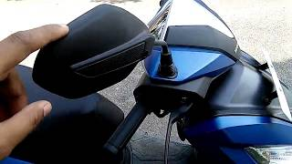 ALL New honda grazia 125 cc full walkaound video