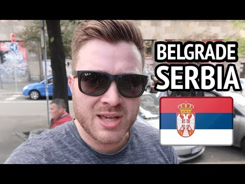 BELGRADE SERBIA 🇷🇸 - English tourist guide