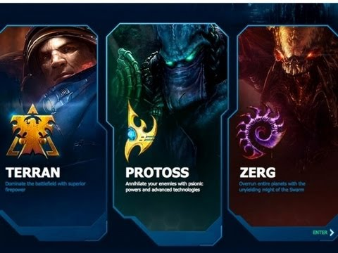 Starcraft Science - Who's the Best? Terran? Zerg? Protoss?