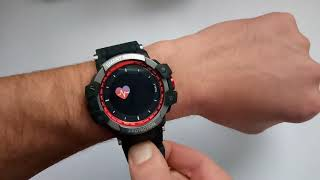 Новинка!!! Смарт годинник GW68 smart watch sport огляд, інструкція і мої відгуки (аналог Skmei 1188)
