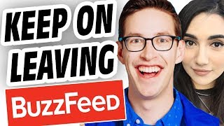 Why Do People Keep on Leaving Buzzfeed? - GFM