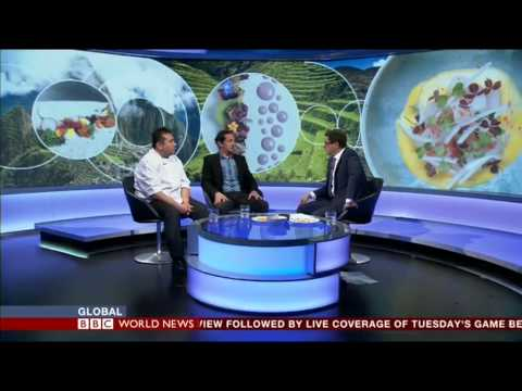 BBC Interview - Lima Restaurant. Gabriel Gonzalez and Robert Ortiz