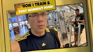 How I Trained Today & Post Workout Nutrition