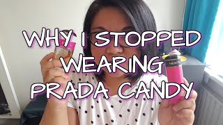 PRADA CANDY REVIEW + THE BEST CARAMEL PERFUMES I'VE EVER SMELLED