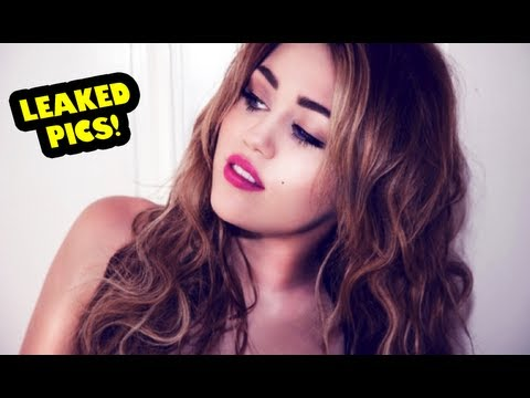Miley Cyrus Leaked Photos Tattoos In A Tub How To Save