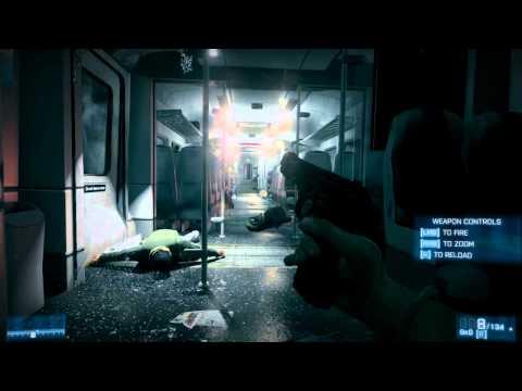 Battlefield 3 Graphics Comparison: MEDIUM SETTINGS PC (Full Retail Game)