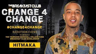 Hitmaka Calls Up To Donate A Few Racks To The Cause #Change4Change