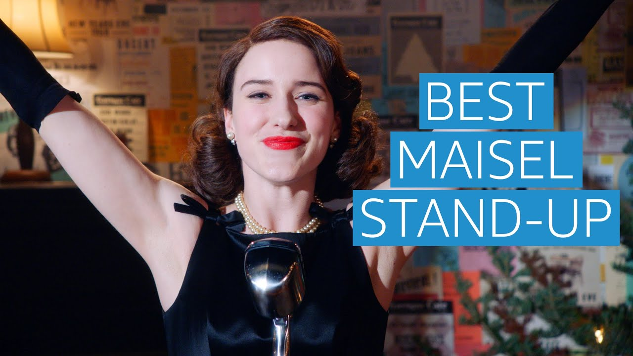 Download The Marvelous Mrs Maisel | Funniest Stand Up Comedy Scenes Compilation | Prime Video