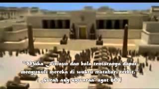 Gambaran Kisah Nabi Musa dengan Firaun