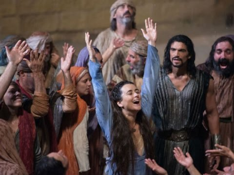 Download TVMI #649: 'The Dovekeepers' Conclusion Takes a Tumble on CBS