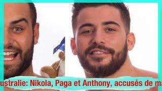 Les Marseillais en Australie: Nikola, Paga et Anthony, accusés de maltraitance animale !
