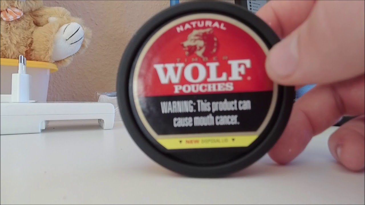 dip review timberwolf natural pouches snus mal anders youtube