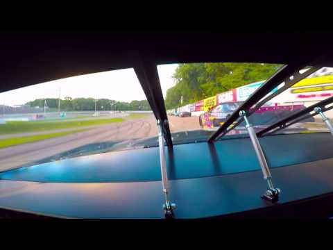Madison International Speedway Heat Race 7 7 17