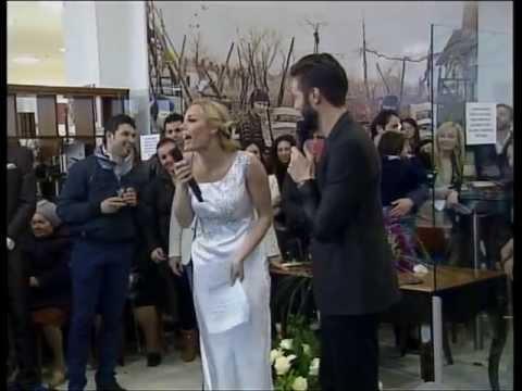 Evento Sposi Con Sfilata Delle Stelle A Fiusco Arredi Youtube