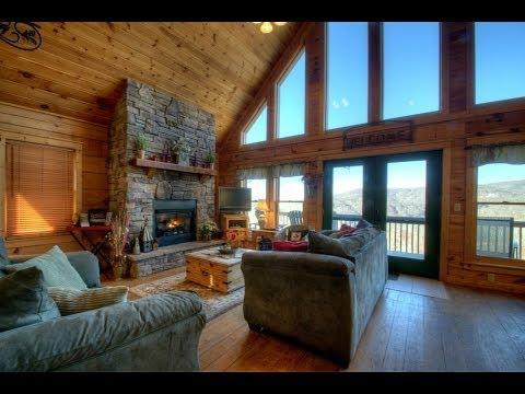 Eagle's Nest Cabin Rental Near Asheville, NC