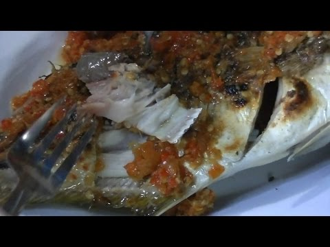 Jakarta Street food 762 Manado Food Rica Grilled Baobara By Tonaas BR TiVi 5332