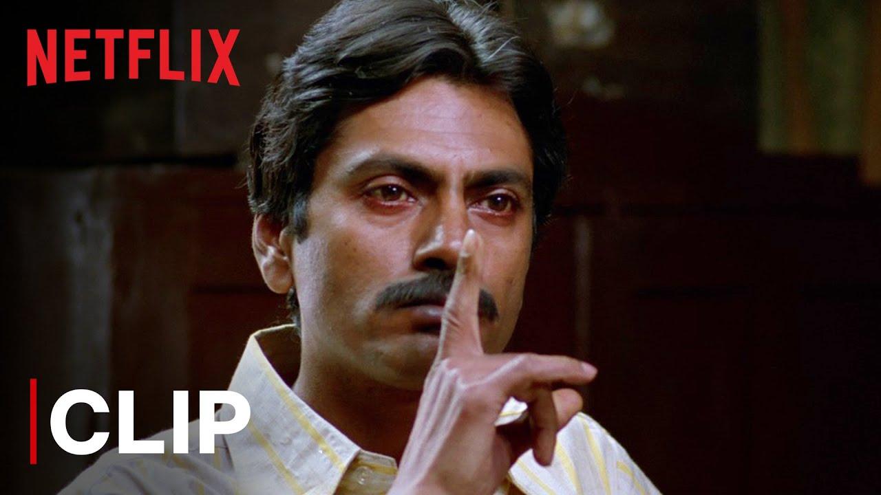 Sabka Badla Lega Tera Faizal | Nawazuddin Siddiqui | Gangs of Wasseypur 2 | Netflix India