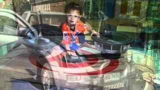 พิมจันทร์  car audio .By dj.  กล้วยไทย
