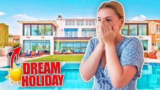 I Surprised my WIFE with her DREAM Holiday *SHE CRIED*