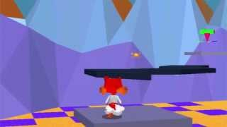 Bubsy 3D Gameplay (PlayStation) (HD)