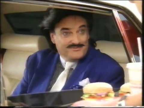 McDonalds Werbung mit Rudolph Moshammer (1997) - YouTube
