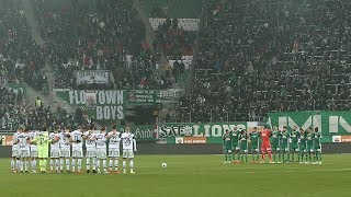 Rapid Wien vs. Sturm Graz/ 1:1 - Full Match - 17.02.2018