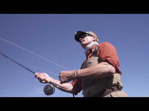 Streamer Fishing From A Drift Boat  - Bow River