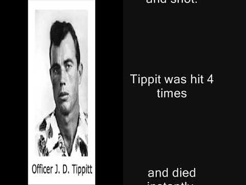 The Murder of Dallas Police Officer J. D. Tippit (English Version)