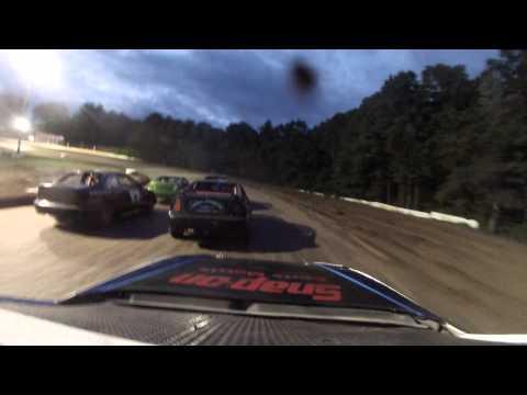 Albany Saratoga Speedway (Malta) 4 cyl race 8-15-14