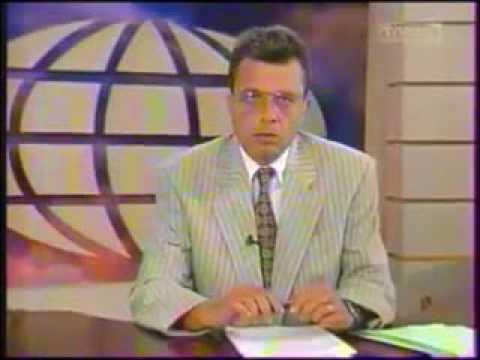 01.08.1994 Powstanie Warszawskie. Prezydent Niemiec przeprasza
