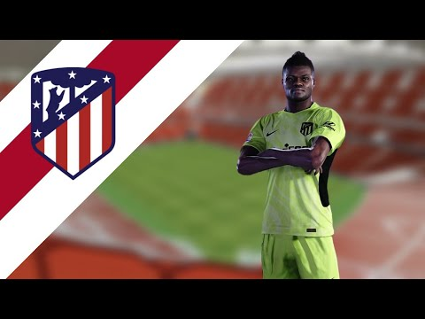 Atletico De Madrid 2020 21 Official Third Kit Pes 2020 2021 Youtube