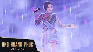 Đường Cong   Thu Minh   Liveshow TÁI SINH Hà Nội