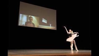 『Be on the stage』Malkhov rehersal マラーホフさんとのリハーサル