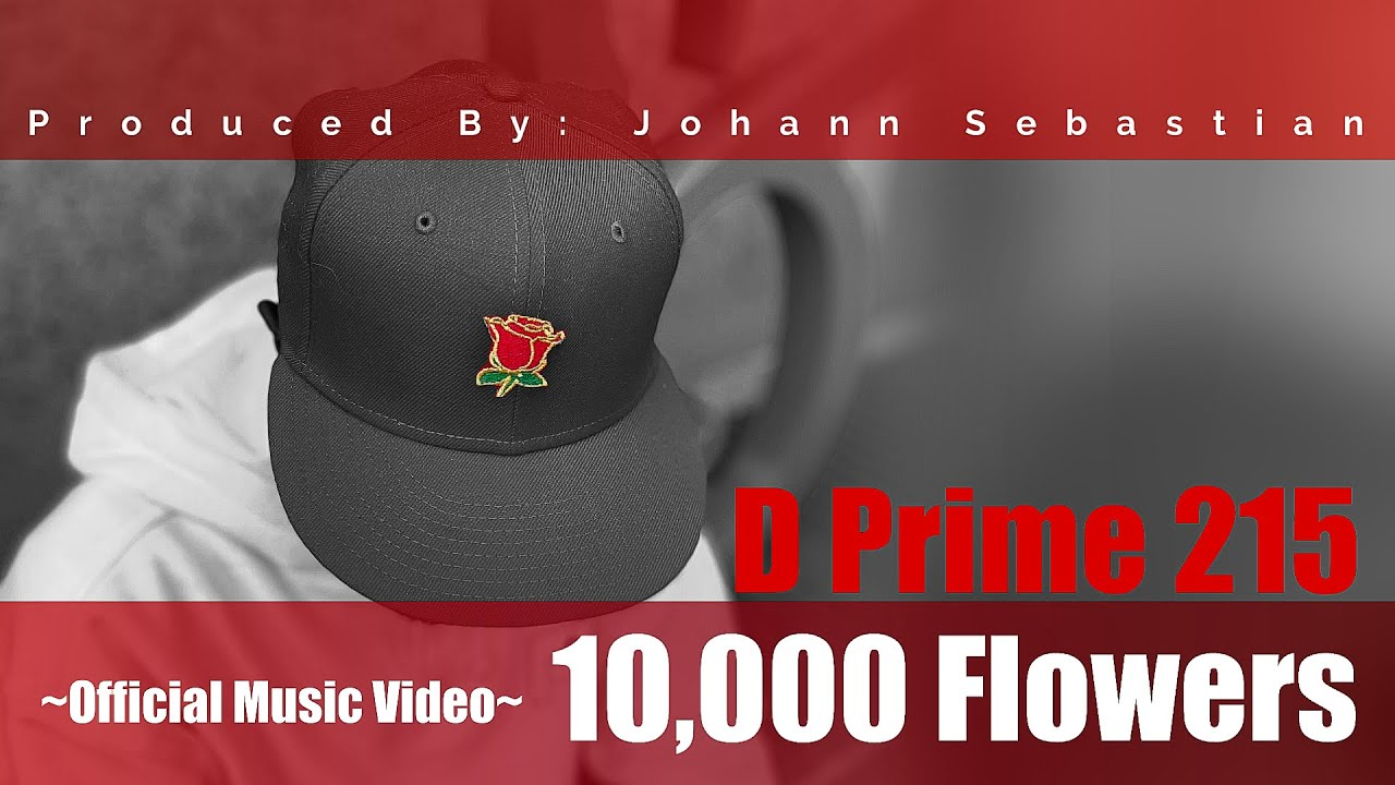 D Prime - 10,000 Flowers Video off 'Forever in a Day' EP