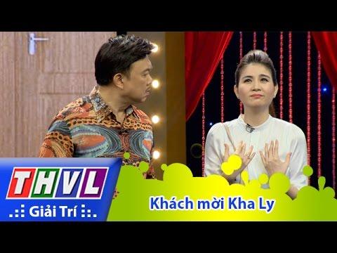 THVL | Hội Quán Tiếu Lâm Mùa 2 - Tập 9: Khách mời Kha Ly