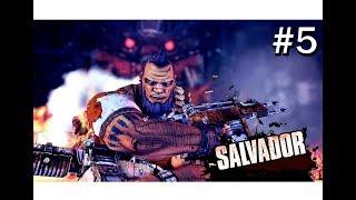 Borderlands 2 LetsPlay/Stupid fails and HellFire/Salvador #5
