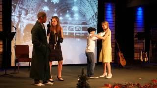Gambar cover An 80's Christmas Carol - The Original SGA Production