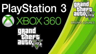 MOD MENU GTA V PS3 & XBOX 360