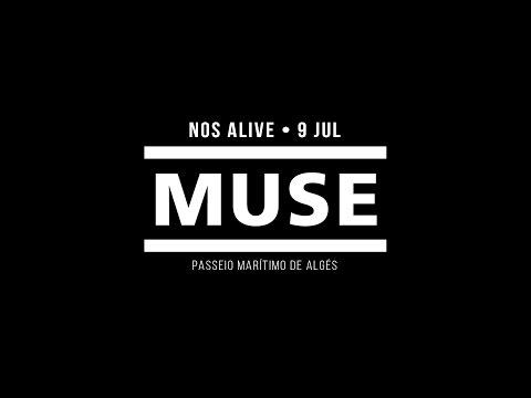 MUSE • 9 julho • NOS Alive'15
