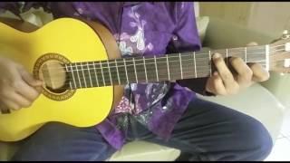 Yamko Rambe Yamko - Lagu Daerah Papua/Irian Jaya (Fingerstyle Cover)