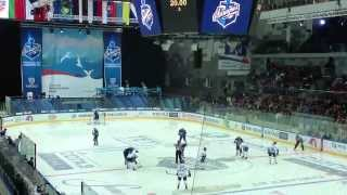 Fetisov arena Vladivostok - go to a hockey game