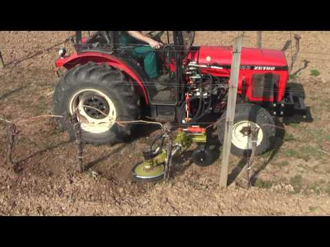 Weed Control Equipment LPO-HP