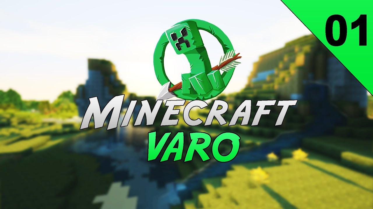 VARO Lasst Die Spiele Beginnen UNPIXED HD YouTube - Minecraft varo spielen kostenlos